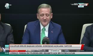 Türk futbolunda devrim gibi karar