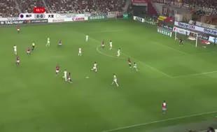 Podolski'den müthiş gol