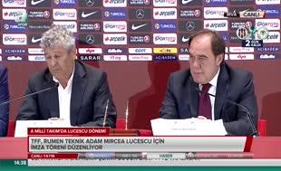 Lucescu'dan Galatasaray açıklaması