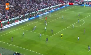 Beşiktaş 1-1 Konyaspor (Cenk)