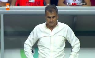 Beşiktaş 1-2 Konyaspor (Skubic)