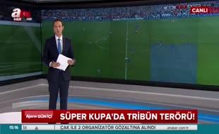 Erman Toroğlu'ndan Süper Kupa tepkisi