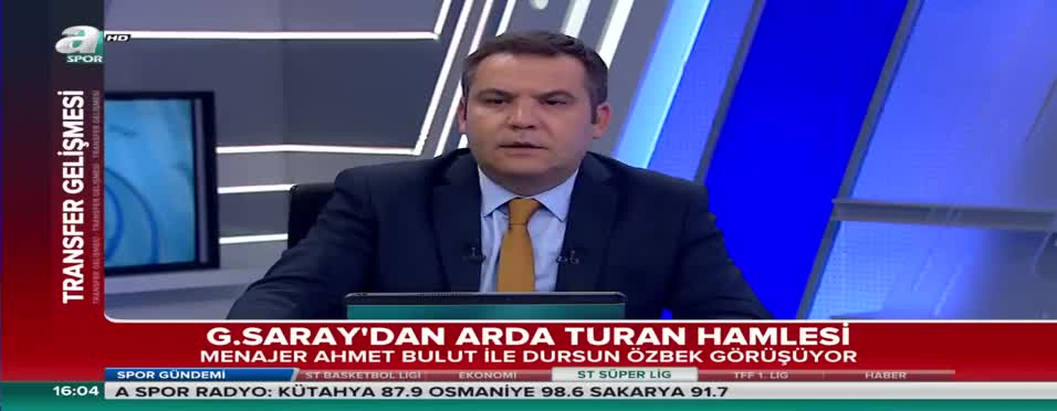 Galatasaray'dan Arda Turan hamlesi