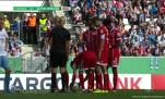 Ribery yine rahat durmadı