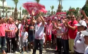 Samir Nasri Antalyaspor'da