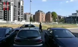 Fenerbahçeli yöneticiler Milano'da