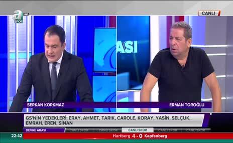 Erman Toroğlu'ndan Lucescu eleştirisi