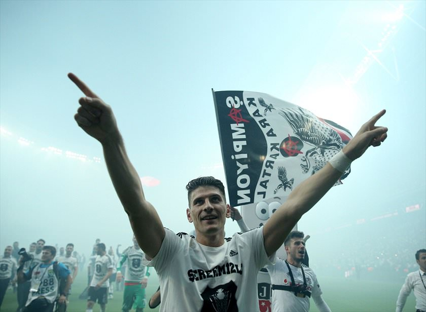 Gomez'den Beşiktaş'a mesaj
