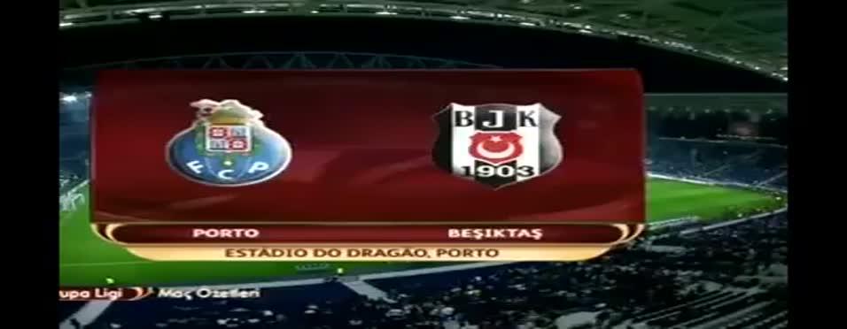 Porto 1-1 Beşiktaş