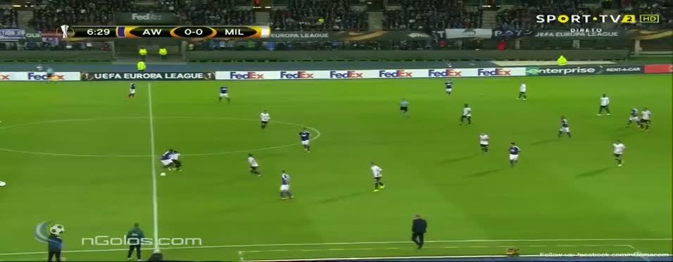 Hakan Çalhanoğlu'ndan 20 dakikada 1 gol 2 asist