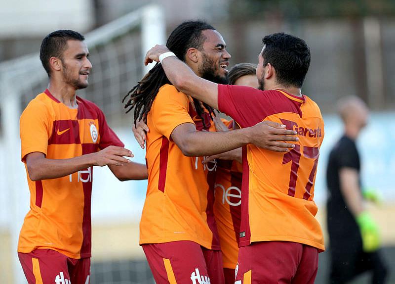 Galatasaray'ın yıldızı toplu taşımada