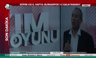 Erman Toroğlu: Galatasaray'ın en büyük özelliği...