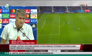 Şenol Güneş'ten Fenerbahçe ve Leipzig açıklamaları