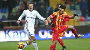 Fenerbahçe'nin Kayserispor maçlarının özetleri