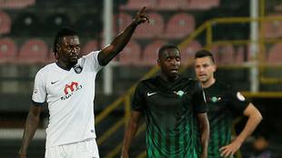 Medipol Başakşehir'in Akhisar Belediye maçlarının özetleri