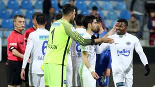 Kasımpaşa'nın Çaykur Rizespor maçlarının özetleri