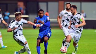 Kasımpaşa - Atiker Konyaspor maçı golleri